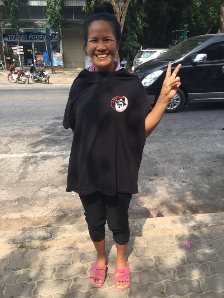 2016 David en Thailande